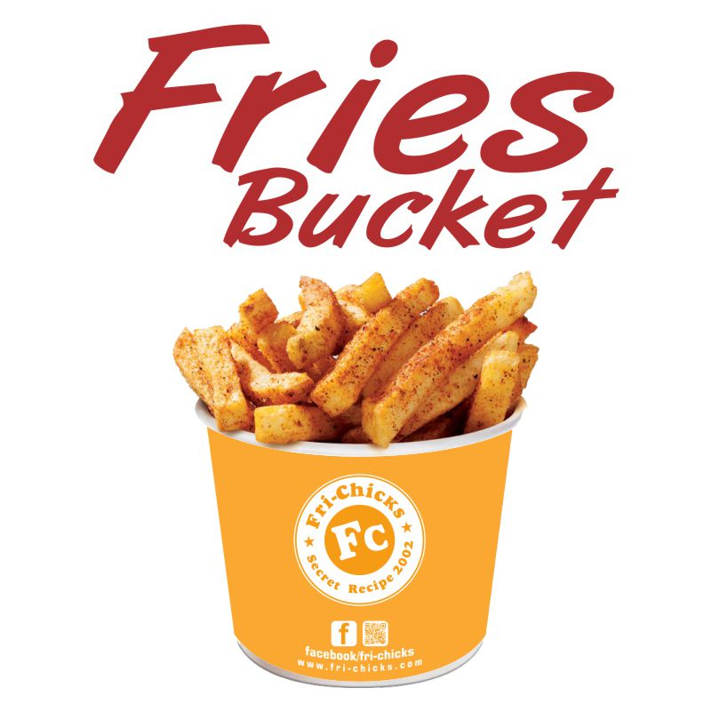 Fries Bucket