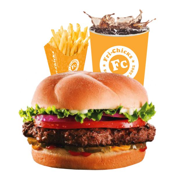 Beef Grill Burger