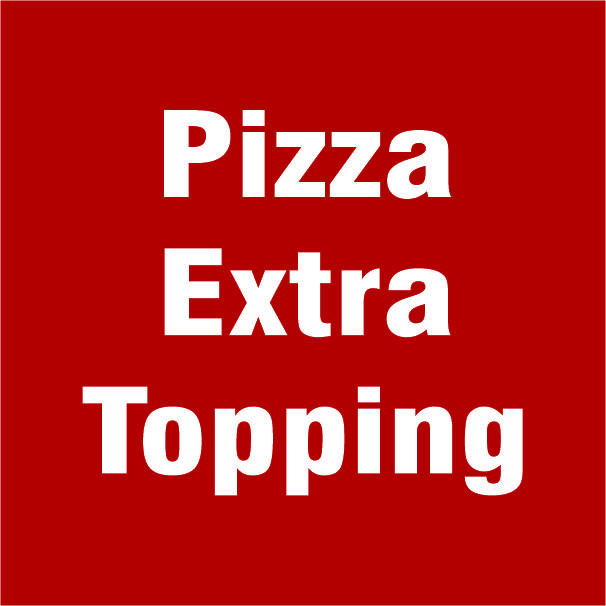 Extra Topping